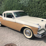 Te Koop: 1957 Silver Hawk
