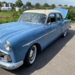 Te koop: Packard P300, met een 8 cilinder lijnmotor