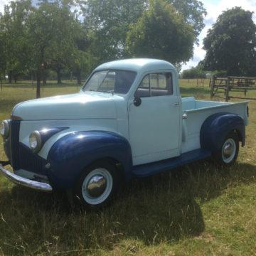 Te koop: 1947 Studebaker pick-up M5 Coupé Express