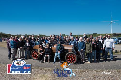 European Studebaker Meeting 2019
